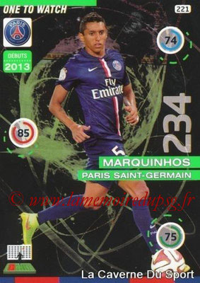 N° 221 - MARQUINHOS (One to Watch)