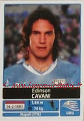 N° 222 - Edinson CAVANI (2011, Uruguay > 2013-??, PSG)