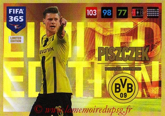 2016-17 - Panini Adrenalyn XL FIFA 365 - N° LE29 - Lukasz PISZCZEK (Borussia Dortmund) (Limited Edition)