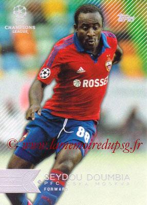 2015-16 - Topps UEFA Champions League Showcase Soccer - N° 042 - Seydou DOUMBIA (CSKA Moscou)
