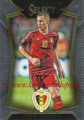 2015 - Panini Select Soccer - N° 084 - Eden HAZARD (Belgique)