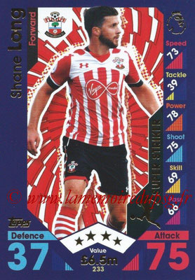 2016-17 - Topps Match Attax Premier League - N° 233