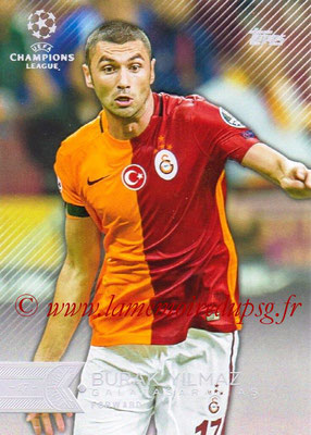 2015-16 - Topps UEFA Champions League Showcase Soccer - N° 073 - Burak YILMAZ (Galatasaray AS)
