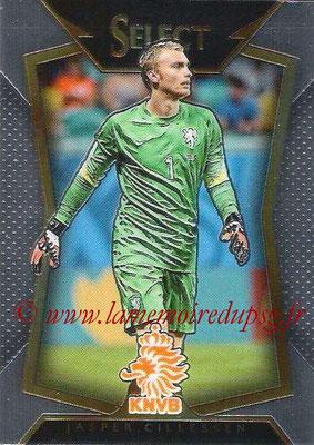 2015 - Panini Select Soccer - N° 097 - Jasper CILLESSEN (Pays Bas)
