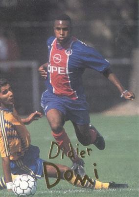 N° 051 - Didier DOMI (Recto)