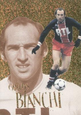 N° 076 - Carlos BIANCHI (Recto)