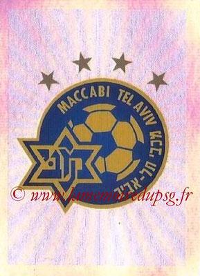 2015-16 - Topps UEFA Champions League Stickers - N° 494 - Logo Maccabi Tel-Aviv FC