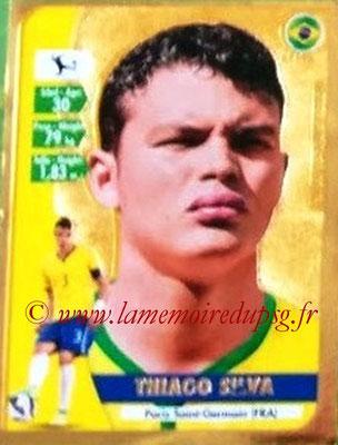 N° 192 - Thiago SILVA (2012-??, PSG > 2015, Brésil)