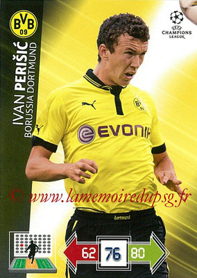 2012-13 - Adrenalyn XL champions League N° 076 - Ivan PERISIC (Borussia Dortmund)