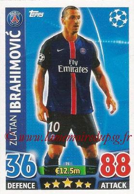 N° 071 - Zlatan IBRAHIMOVIC