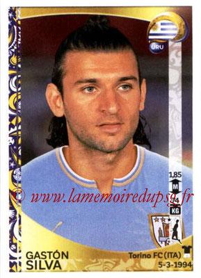 Panini Copa America Centenario USA 2016 Stickers - N° 242 - Gaston SILVA (Uruguay)