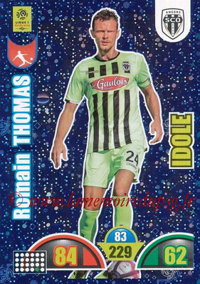 2018-19 - Panini Adrenalyn XL Ligue 1 - N° 364 - Romain THOMAS (Angers) (Idole)