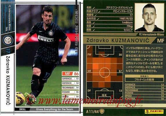 2013-14 - WCCF - N° A11 - Zdravko KUZMANOVIC (FC Inter Milan)