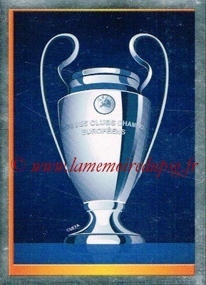 2016-17 - Topps UEFA Champions League Stickers - N° UCL 2 - Trophée UEFA Champions League