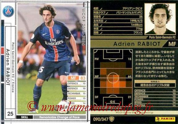 N° 90 - Adrien RABIOT