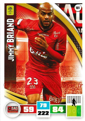 2016-17 - Panini Adrenalyn XL Ligue 1 - N° 101 - Jimmy BRIAND (Guingamp)