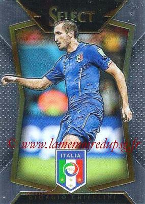 2015 - Panini Select Soccer - N° 048 - Giorgio CHIELLINI (Italie)