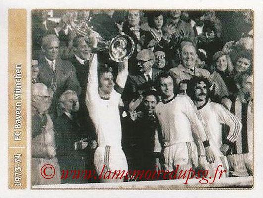 2014-15 - Panini Champions League N° 330 - 1973-74 - FC Bayern Munich