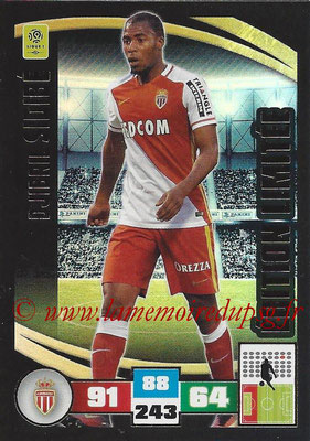 2016-17 - Panini Adrenalyn XL Ligue 1 - N° LE-DS - Djibril SIDIBE (Monaco) (Edition Limitée)