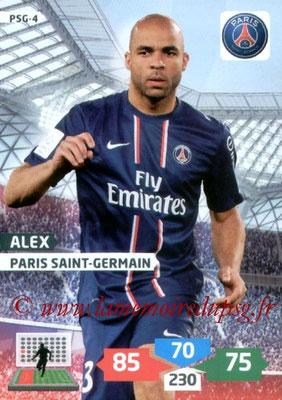 N° PSG-04 - ALEX