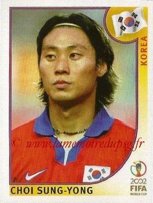 2002 - Panini FIFA World Cup Stickers - N° 249 - Choi SUNG-YONG (Corée)