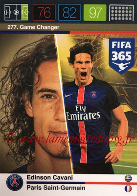N° 277 - Edinson CAVANI (Game Changer)