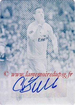2015-16 - Topps UEFA Champions League Showcase Soccer - N° CLA-CR - Cristiano RONALDO (Real Madrid CF) (Base Autographs Cards)