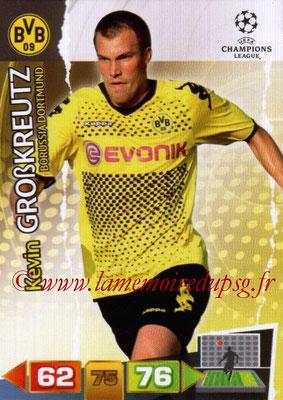 2011-12 - Panini Champions League Cards - N° 078 - Kevin GROSSKREUTZ (Borussia Dortmund)