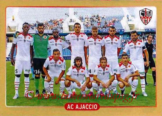 2015-16 - Panini Ligue 1 Stickers - N° 482 - Equipe AC Ajaccio