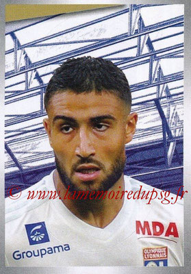 2017-18 - Panini Ligue 1 Stickers - N° 208 - Nabil FEKIR (Lyon)
