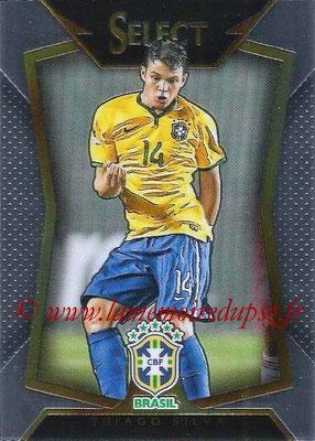 2015 - Panini Select Soccer - N° 023 - Thiago SILVA (Brésil)