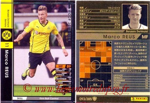 2013-14 - WCCF - N° 093 - Marco REUS (Borussia Dortmund)