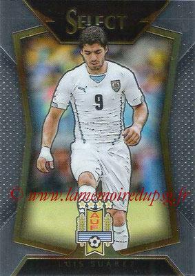 2015 - Panini Select Soccer - N° 053 - Luis SUAREZ (Uruguay)
