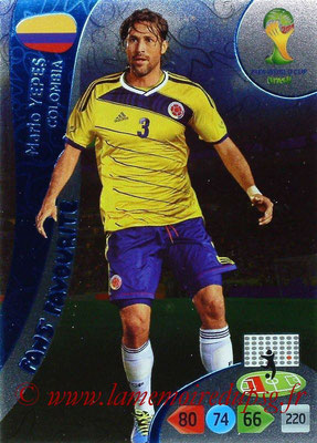 N° 331 - Mario YEPES (2004-08, PSG > 2014, Colombie) (Fans's favorite)