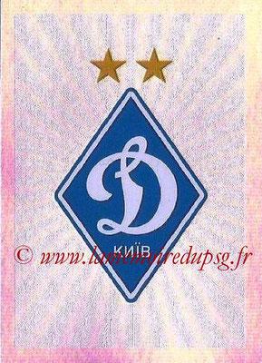 2015-16 - Topps UEFA Champions League Stickers - N° 479 - Logo FC Dynamo Kiev