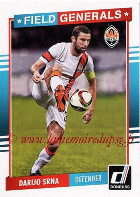 2015 - Panini Donruss Soccer - N° FG02 - Darijo SRNA (FC Shakhtar Donetsk) (Field Generals)