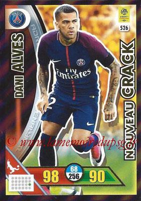 N° 526 - Dani ALVES (Nouveau Crack)