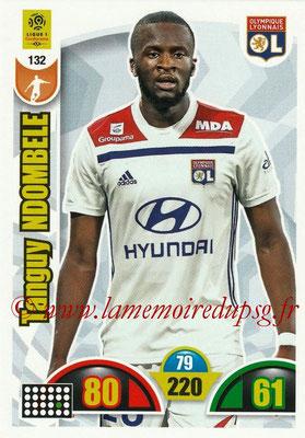 2018-19 - Panini Adrenalyn XL Ligue 1 - N° 132 - Tanguy NDOMBELE (Lyon)