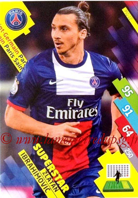 N° 222 - PSG-12 - Zlatan IBRAHIMOVIC (Superstar)