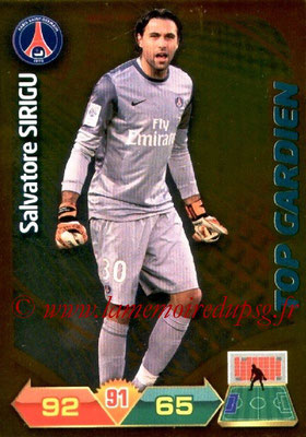 N° 326 - Salvatore SIRIGU (Top Gardien)