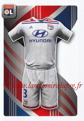 2018-19 - Panini Ligue 1 Stickers - N° 199 - Maillot Lyon