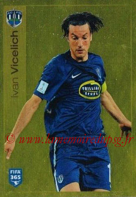 2015-16 - Panini FIFA 365 Stickers - N° 689 - Ivan VICELICH (Auckland City FC)