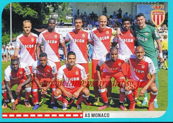 2016-17 - Panini Ligue 1 Stickers - N° 466 - Equipe Monaco