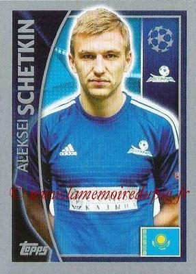 2015-16 - Topps UEFA Champions League Stickers - N° 218 - Aleksei SCHETKIN (FC Astana)