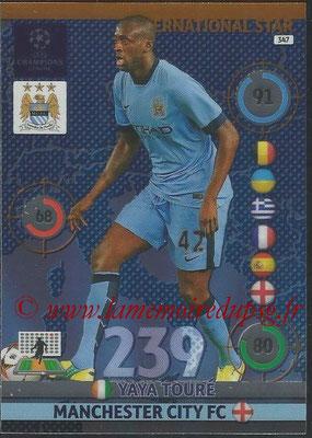 2014-15 - Adrenalyn XL champions League N° 347 - Yaya TOURE (Manchester City FC) (International Star)