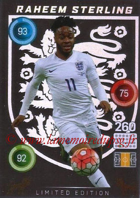Panini England 2016 Adrenalyn XL - N° LE-RS