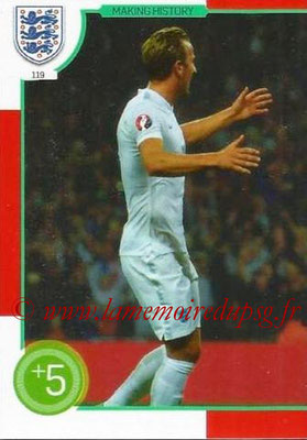 Panini England 2016 Adrenalyn XL - N° 119