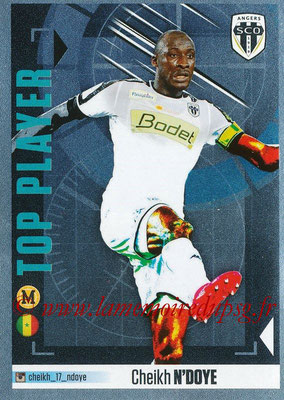 2016-17 - Panini Ligue 1 Stickers - N° 044 - Cheikh N'DOYE (Angers) (Top Player)