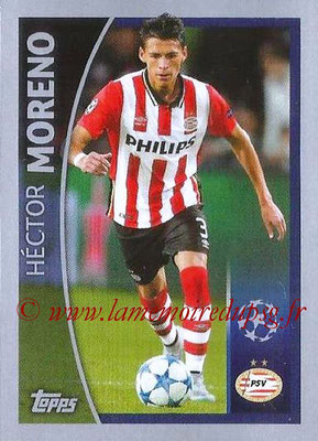 2015-16 - Topps UEFA Champions League Stickers - N° 574 - Hector MORENO (PSV Eindhoven) (Player to Watch)