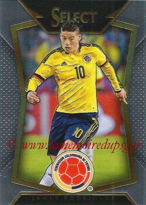 2015 - Panini Select Soccer - N° 077 - James RODRIGUEZ (Colombie)